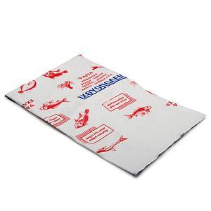Fishmonger paper sarong