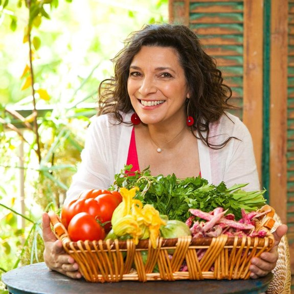 Kochilas has made it her mission to educate the world about Greek cuisine.