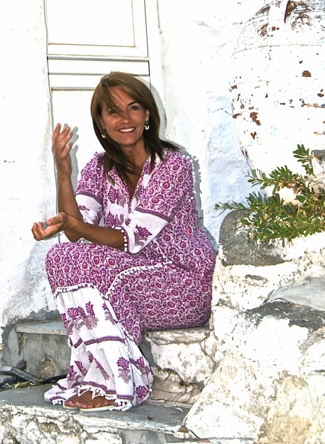 Sound healing therapist Kristina Alicia