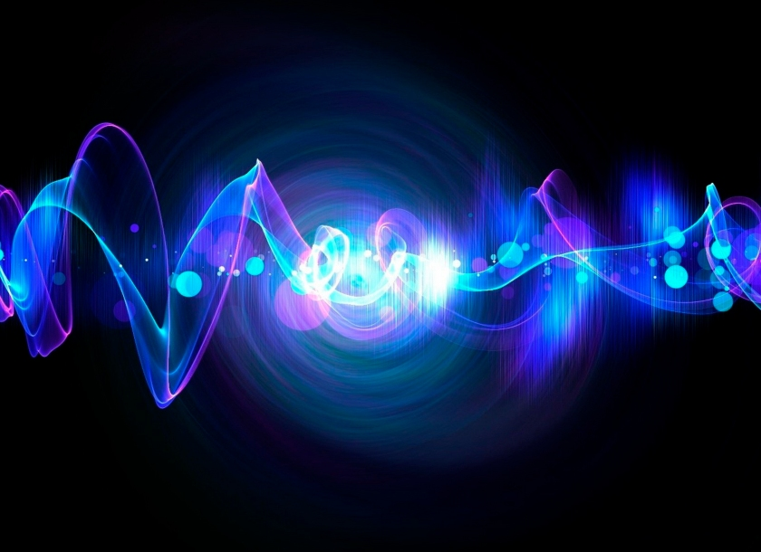 Sound vibrations and waves