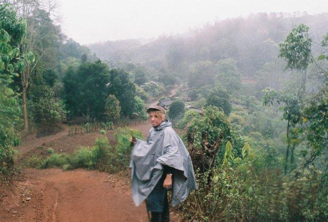 Sotirios on his South American adventures