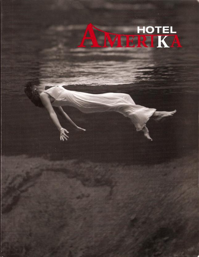 Hotel Amerika Cover